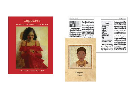 Legacies Book