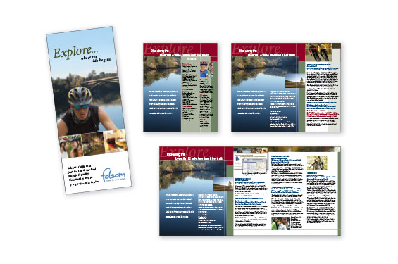 Folsom Tourism Brochure