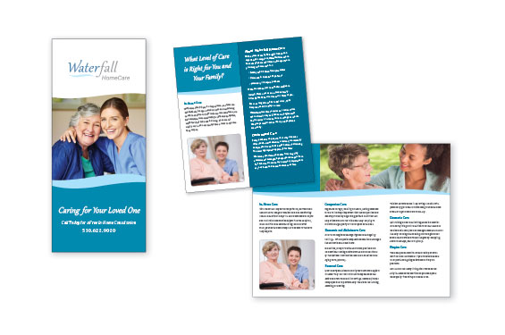 Waterfall HomeCare Brochure