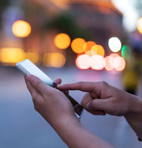 Mobile - Find target market