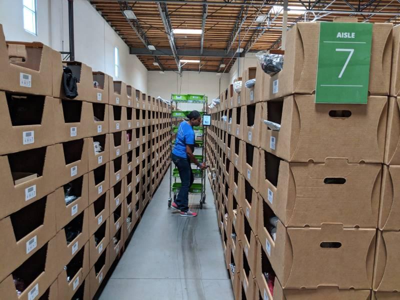 AlkaWay USA's Warehouse and Fulfillment