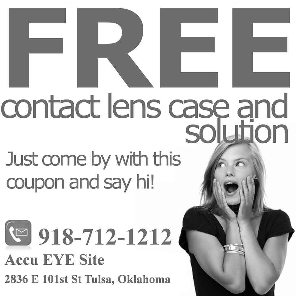 contact lens case coupon
