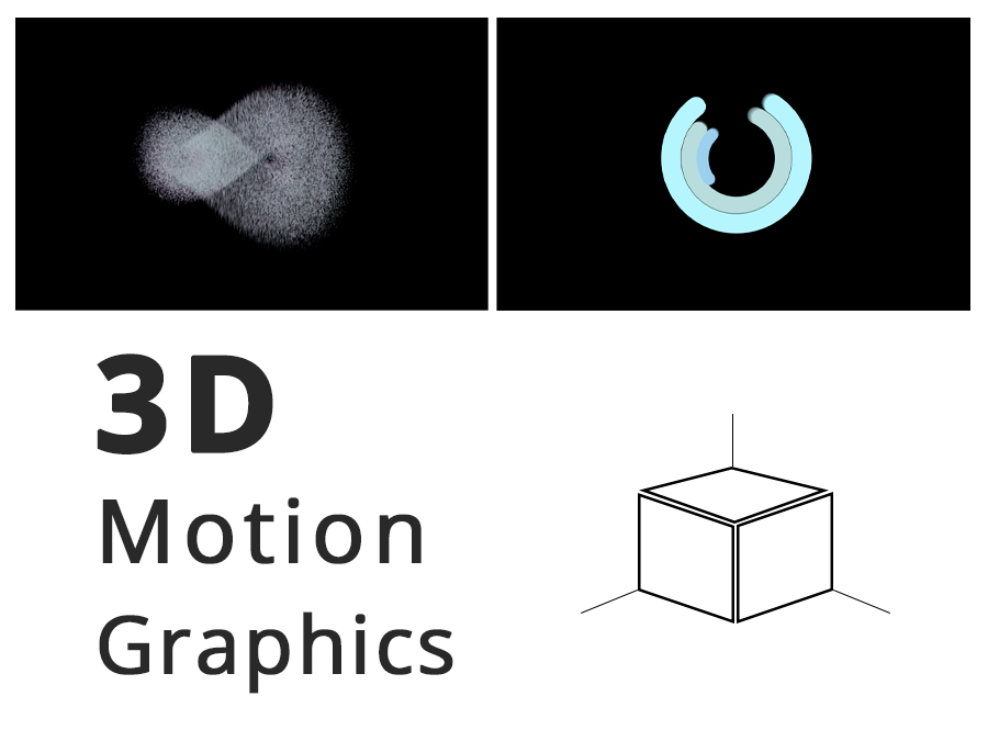 3D Motion Graphics per nineteenpíxels
