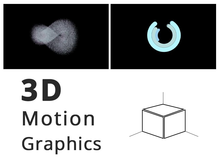 3D motion graphics by nineteenpixels