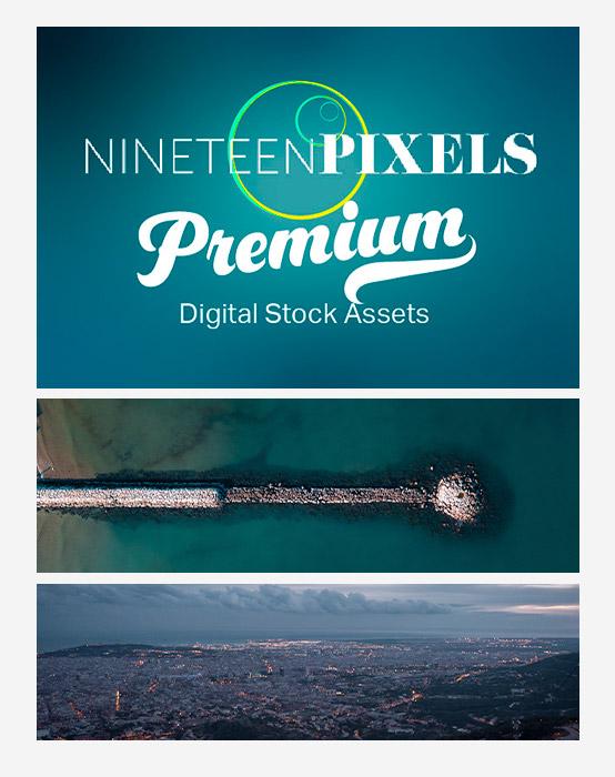 nineteenpixels premium subscription