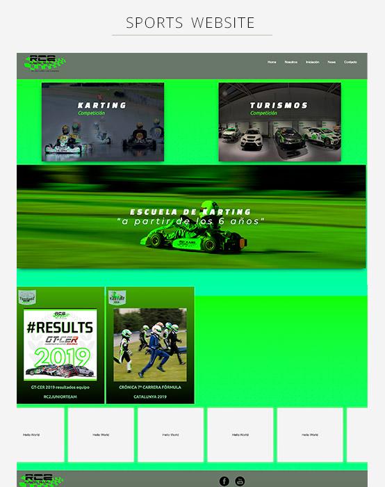 website design by nineteenpixels