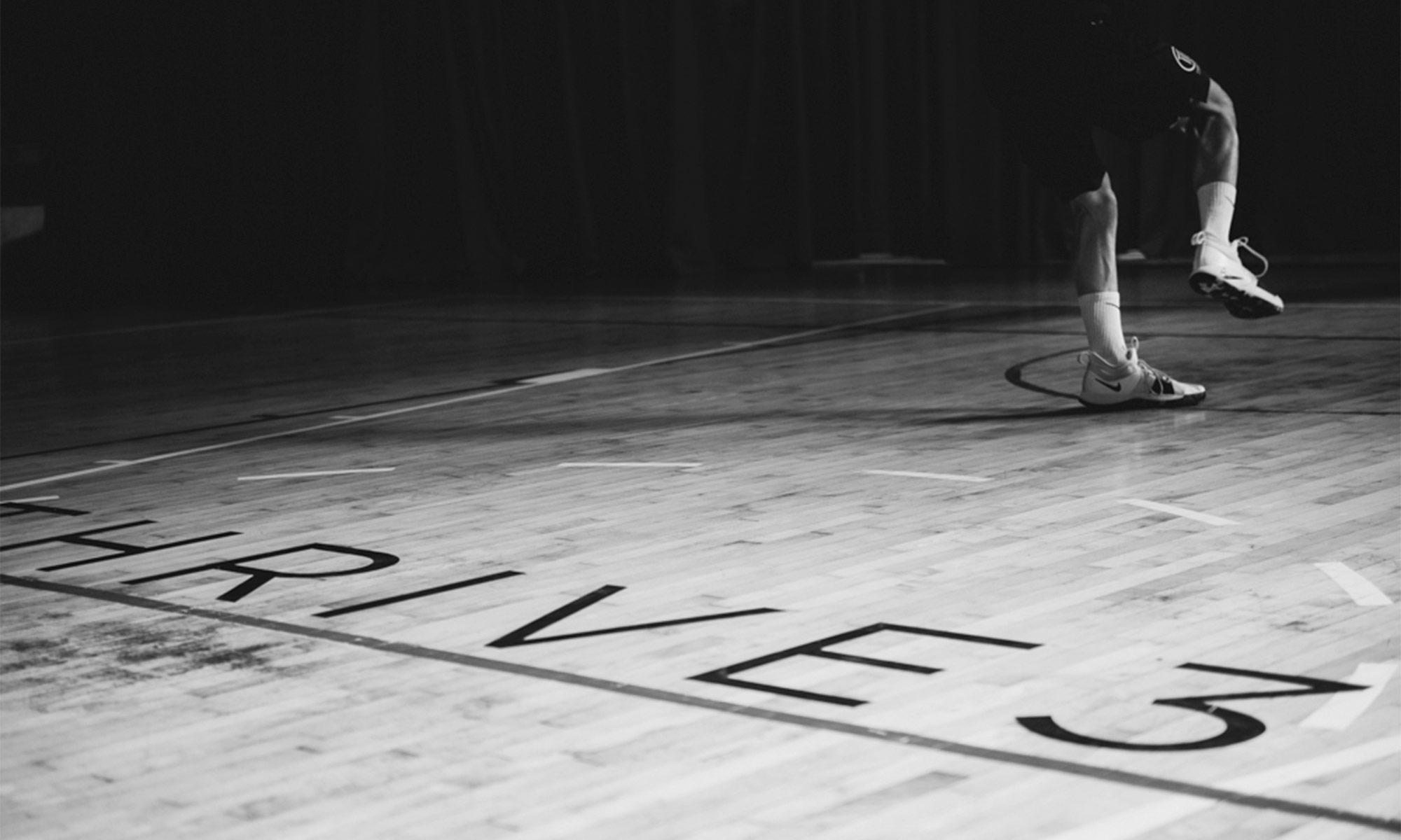 THRIVE3 basketball Academy