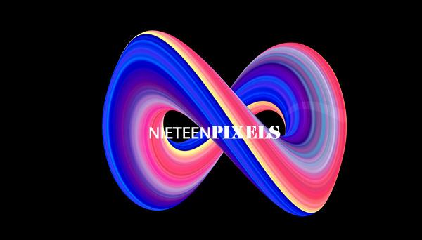 3D infinite design by nineteenpixels