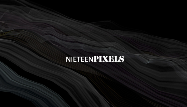 Motion graphic black lines animation by nineteenpixels