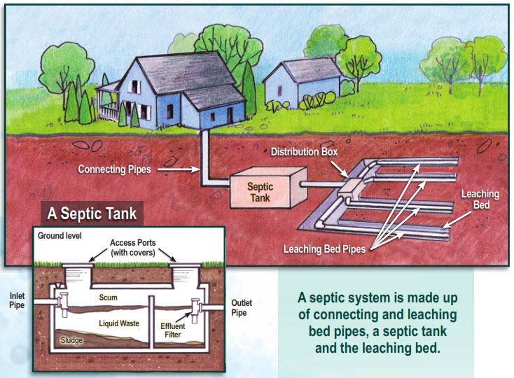 Treating Your Septic System with Care