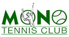 Mono Tennis Club Logo