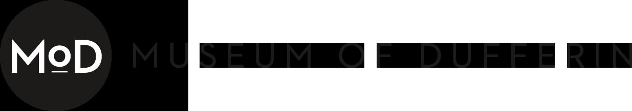 Museum of Dufferin Logo
