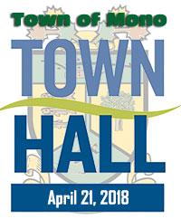 Town Hall | April 21, 2018