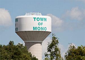 Mono Water Tower
