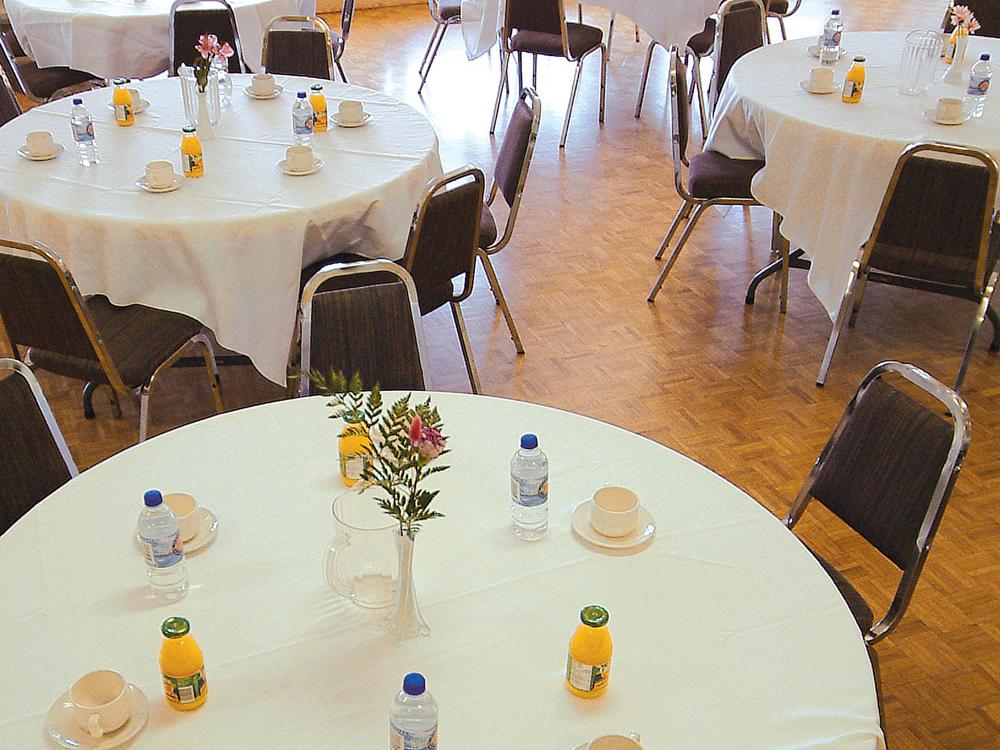 Monora Park Banquet Room