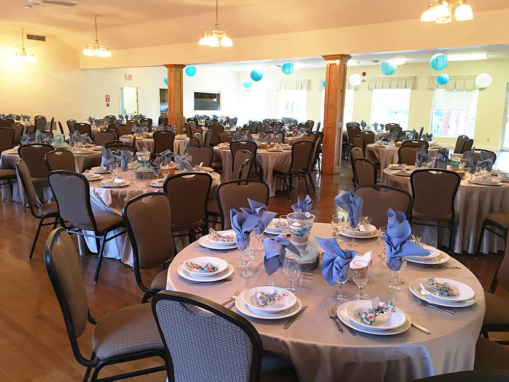 Mono Community Centre Banquet Room