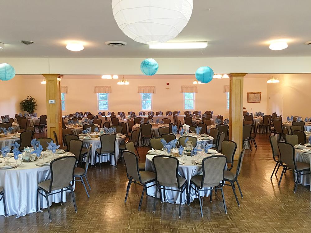 Mono Community Centre Lower South Room