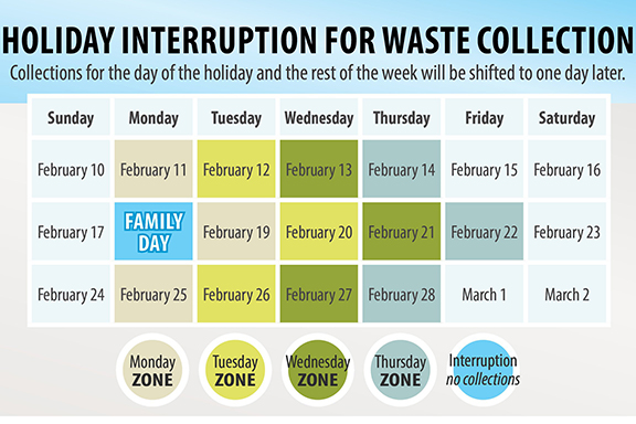 Waste Collection Schedule