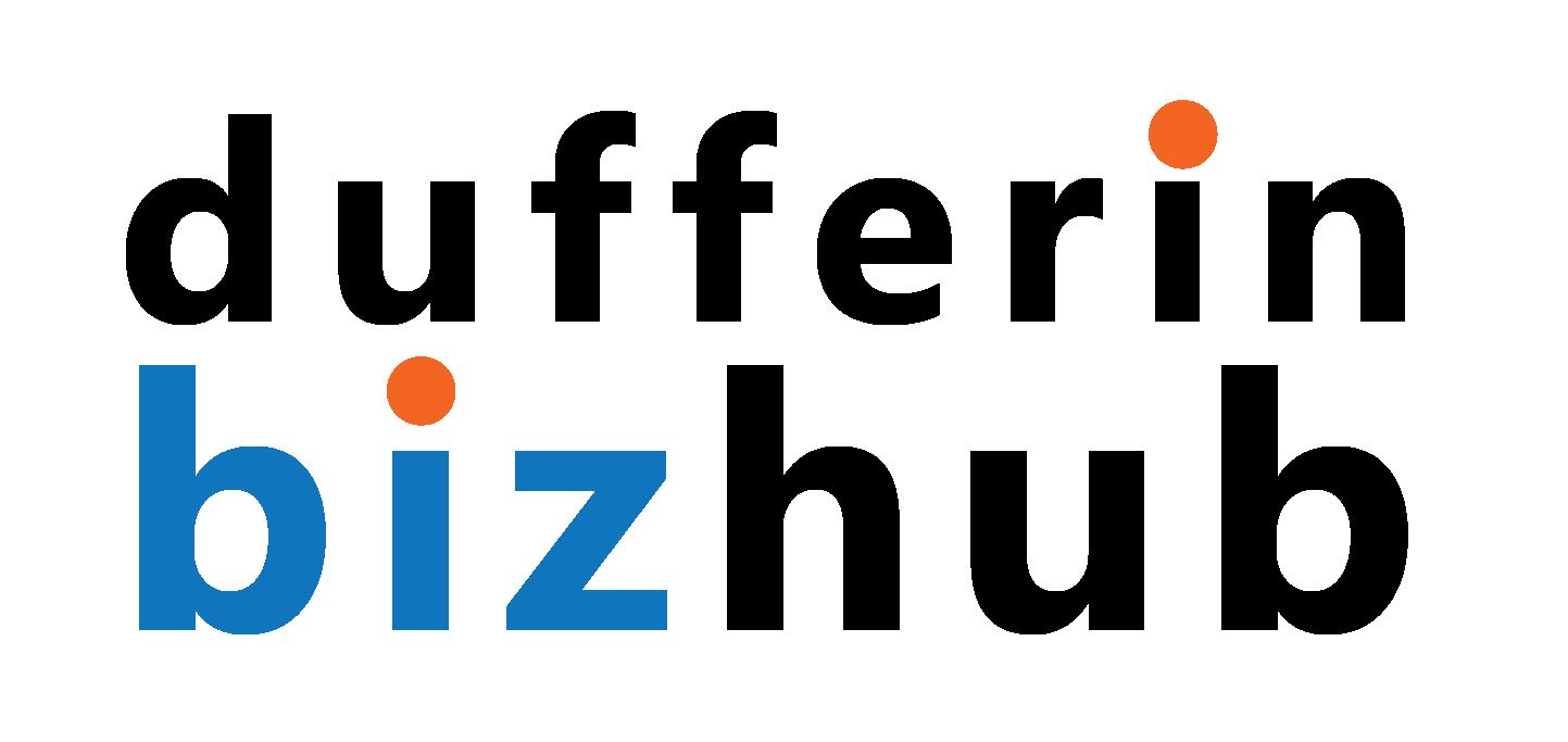 Dufferin Biz Hub logo