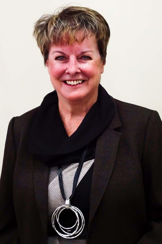 Laura Ryan at the Inaugural Council Meeting on December 4, 2018