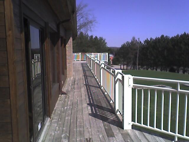 Monora Park Pavilion Balcony