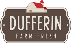 Dufferin Farm Fresh Logo