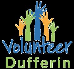 Volunteer Dufferin Logo