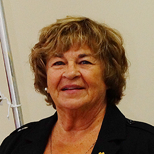 Councillor Sharon Martin