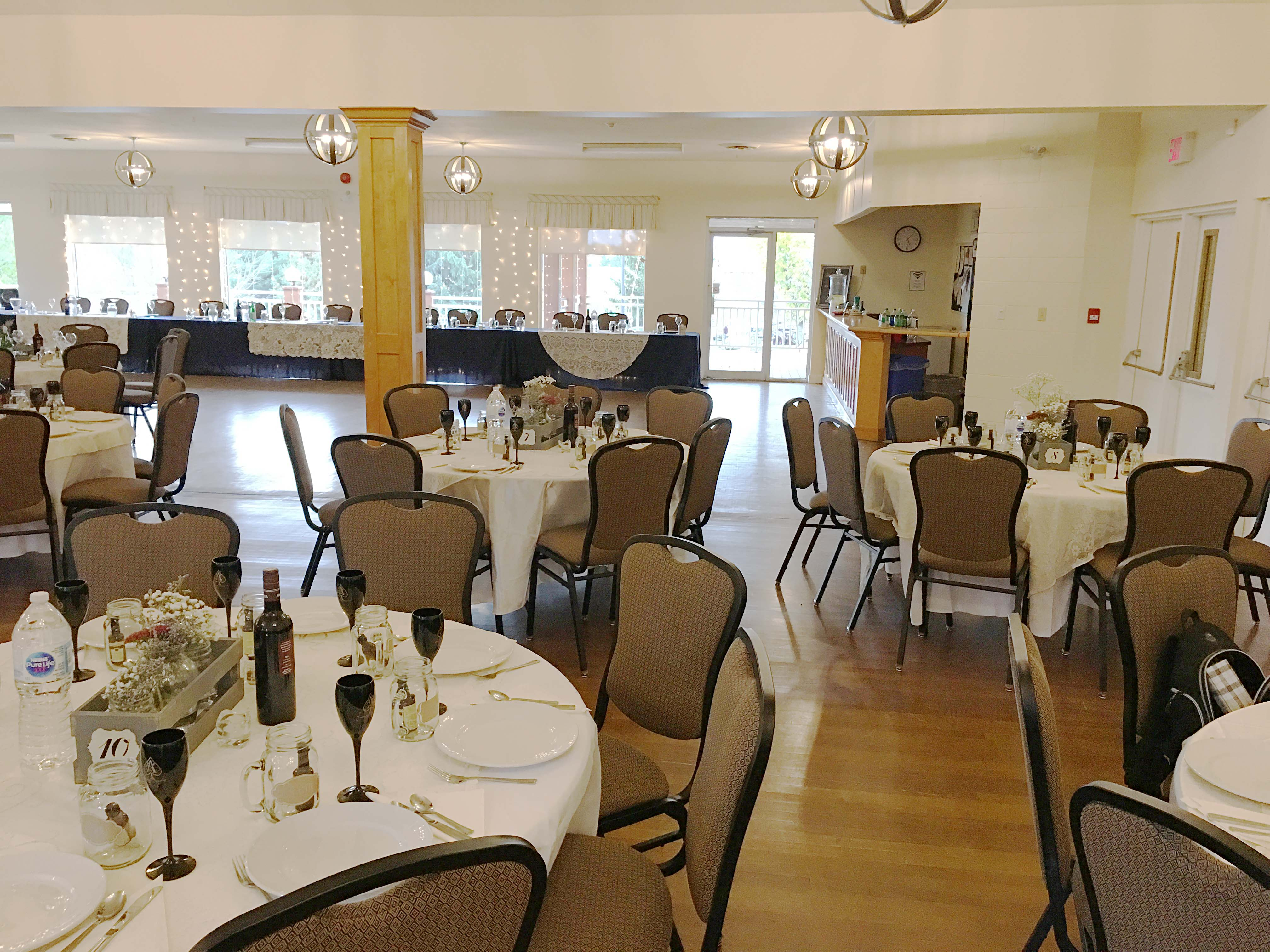 Mono Community Centre Banquet Room