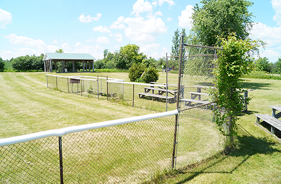 Lloyd Armstrong Memorial Park