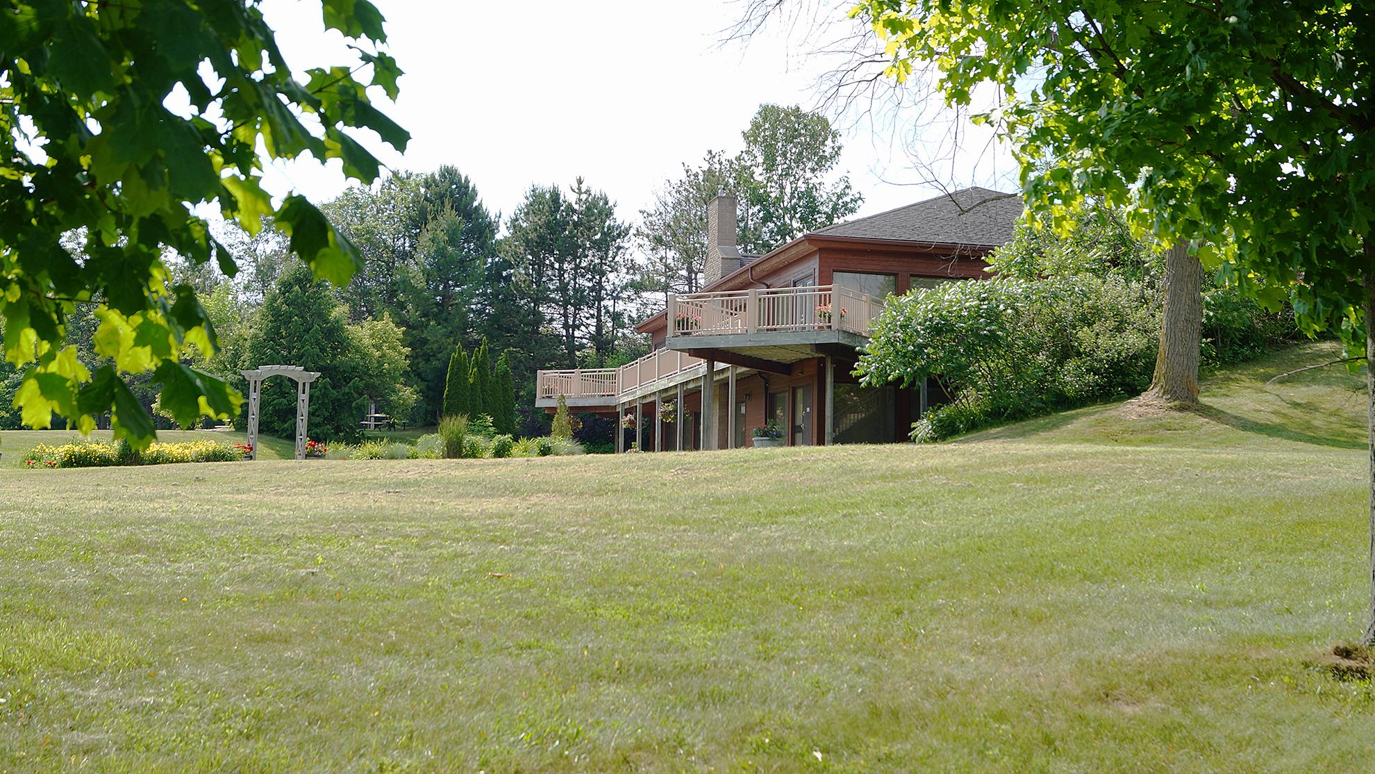 Monora Park Pavilion