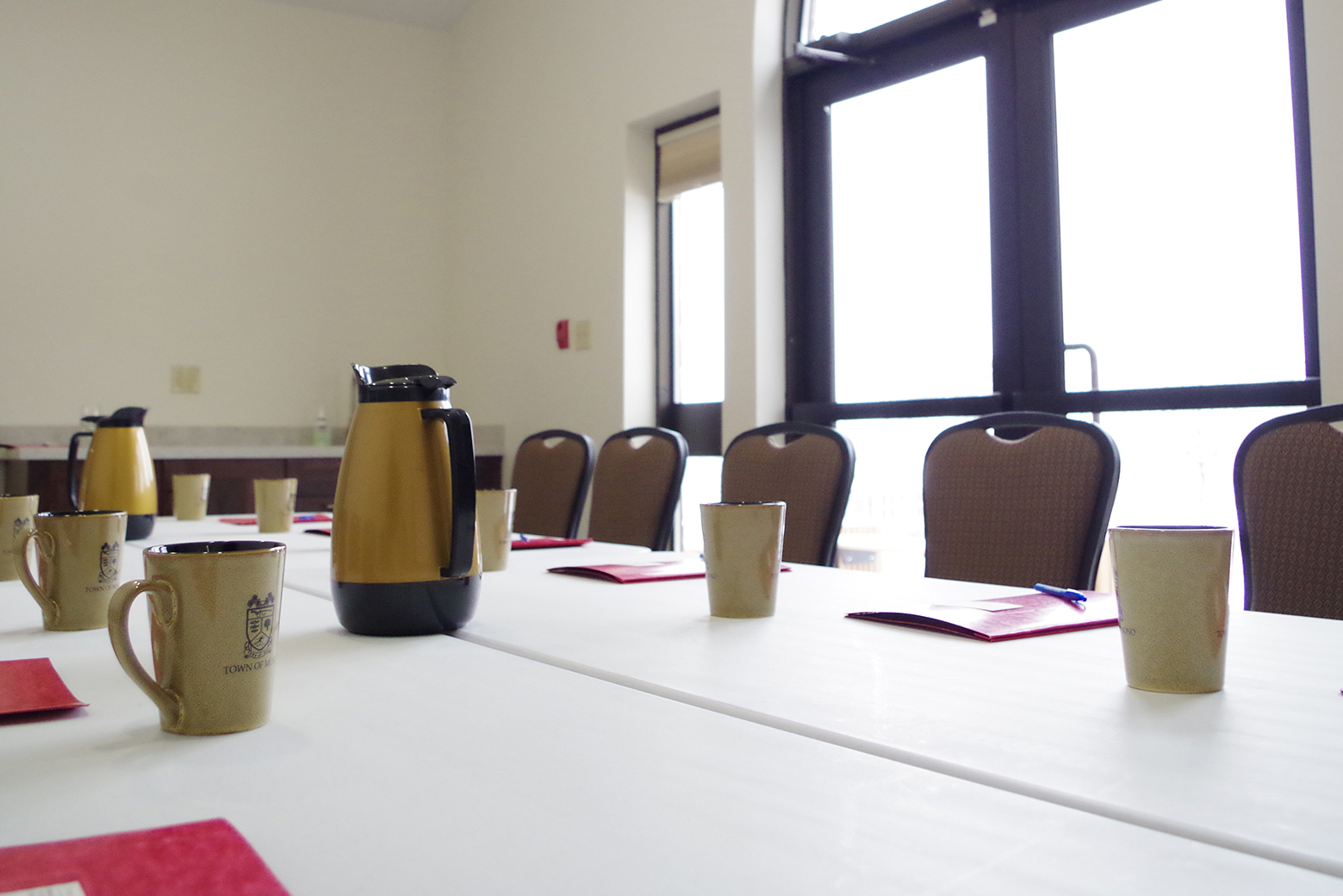 Monora Park Pavilion Conference Room A