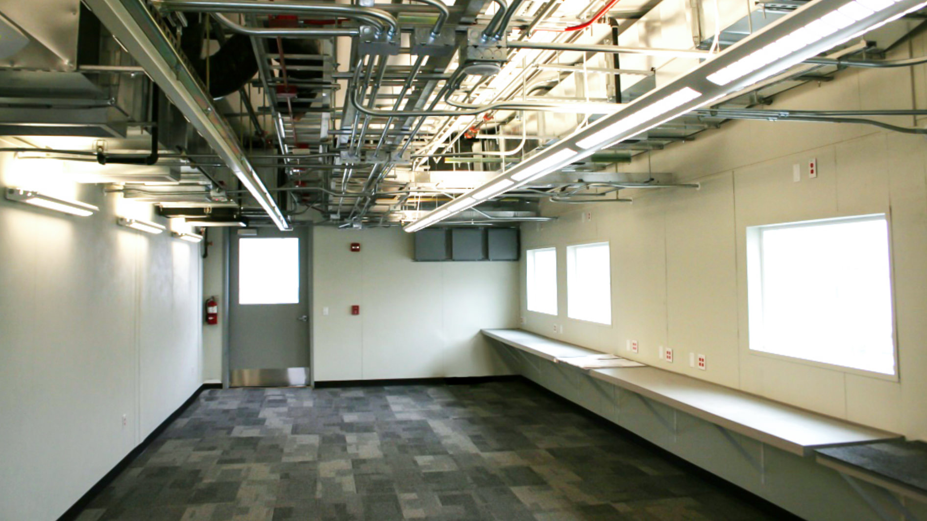 Modular building interior 2020 | Modern Building Systems, Inc.®