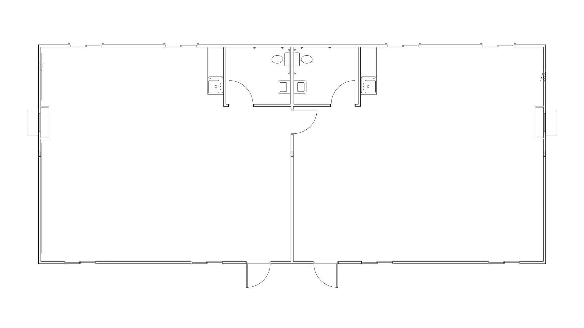 Modular Building Floor Plan