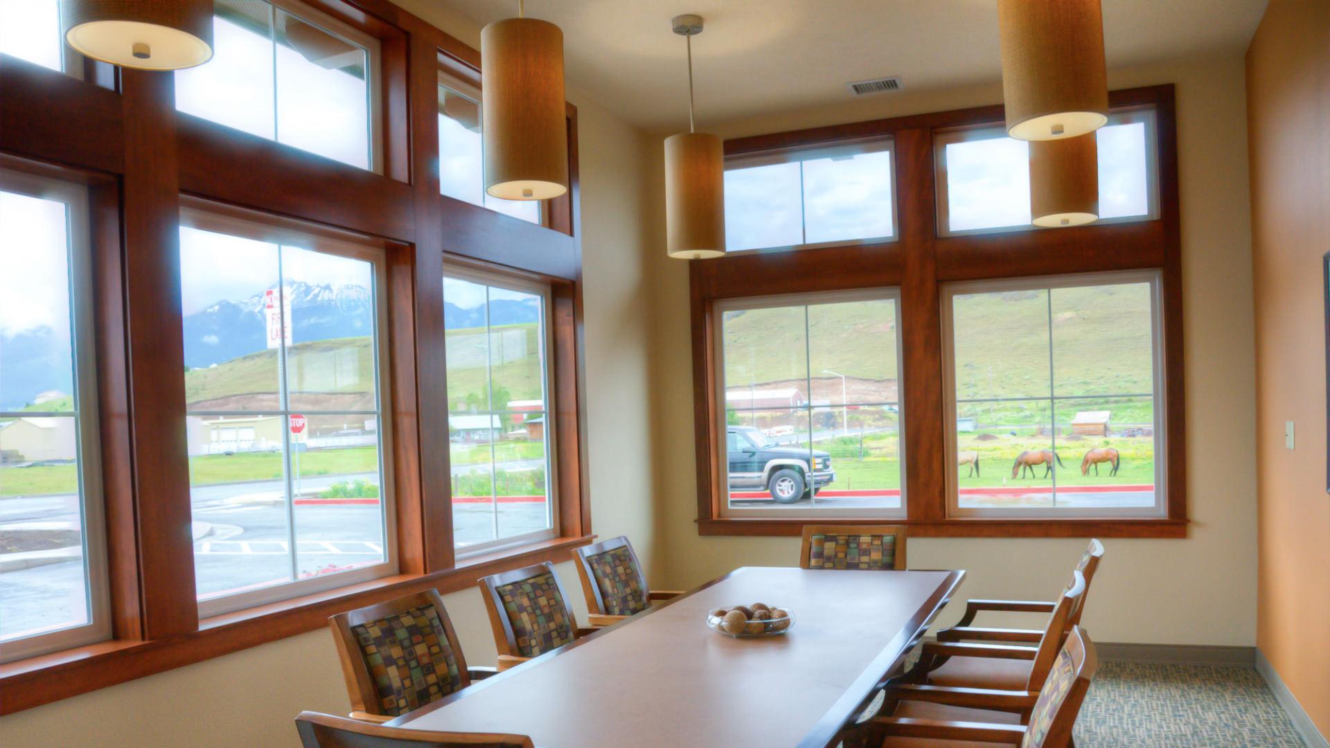 Modular complex building interior 2020 | Modern Building Systems, Inc.®
