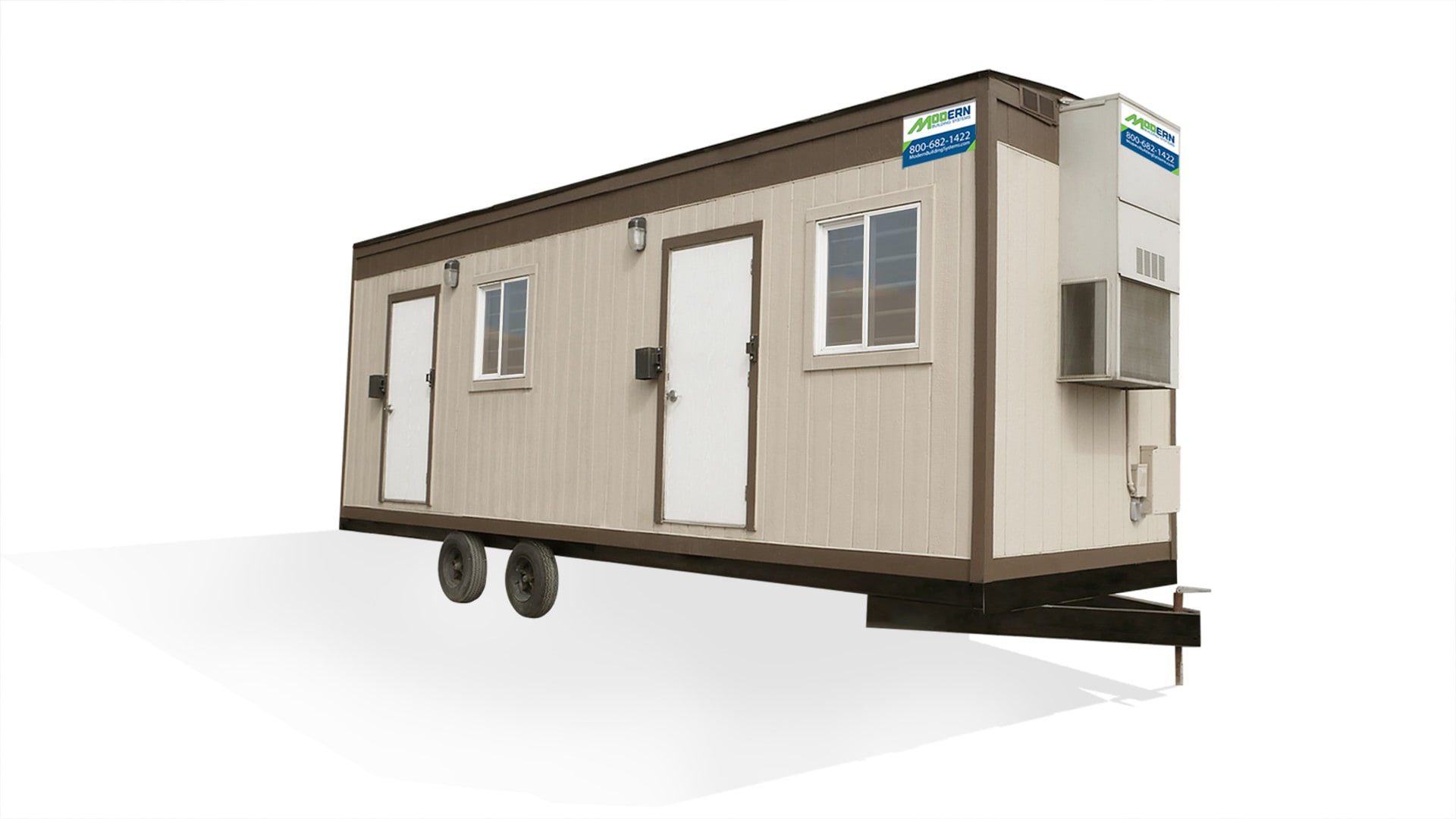8'x28' Mobile Office Trailer