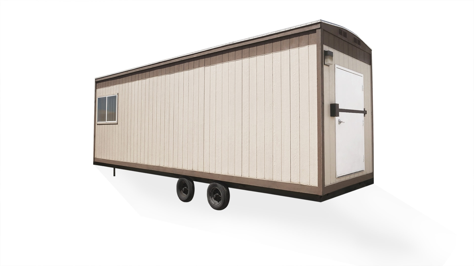 Mobile Office Trailer Exterior