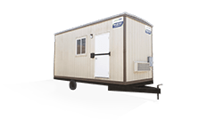 8'x20' Mobile Office Trailer