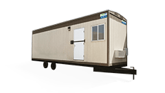 8'x30' Mobile Office Trailer