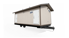12'x25' Mobile Restroom Trailer