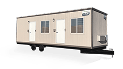 10'x32' Mobile Office Trailer