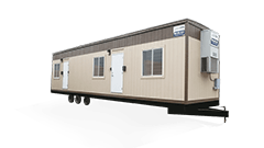 10'x44' Mobile Office Trailer