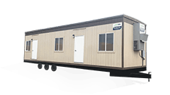 12'x42' Mobile Office Trailer