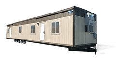 14'x66' Mobile Office Trailer