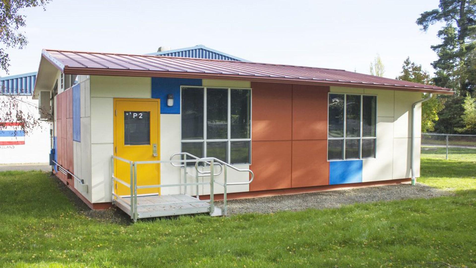 28' x 36' Portable Classroom