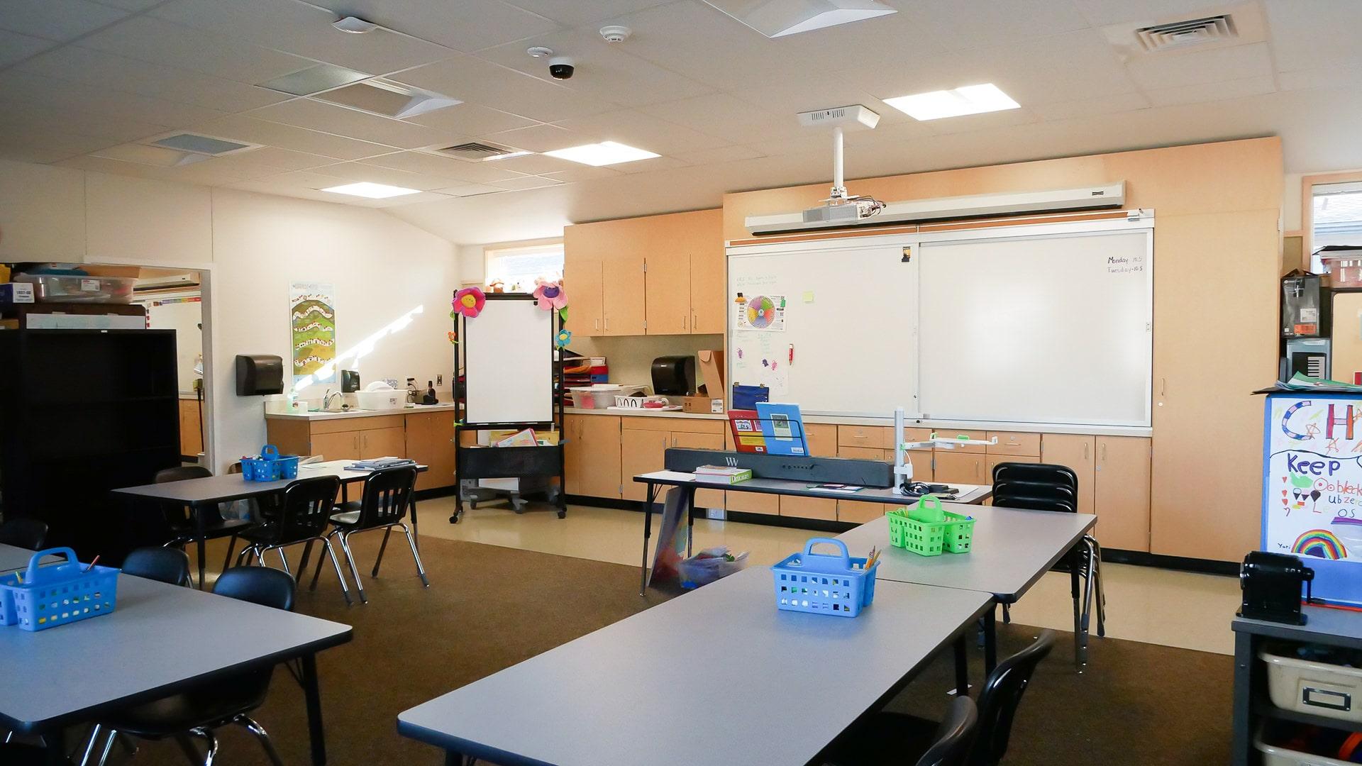 28' x 64' Portable Classroom