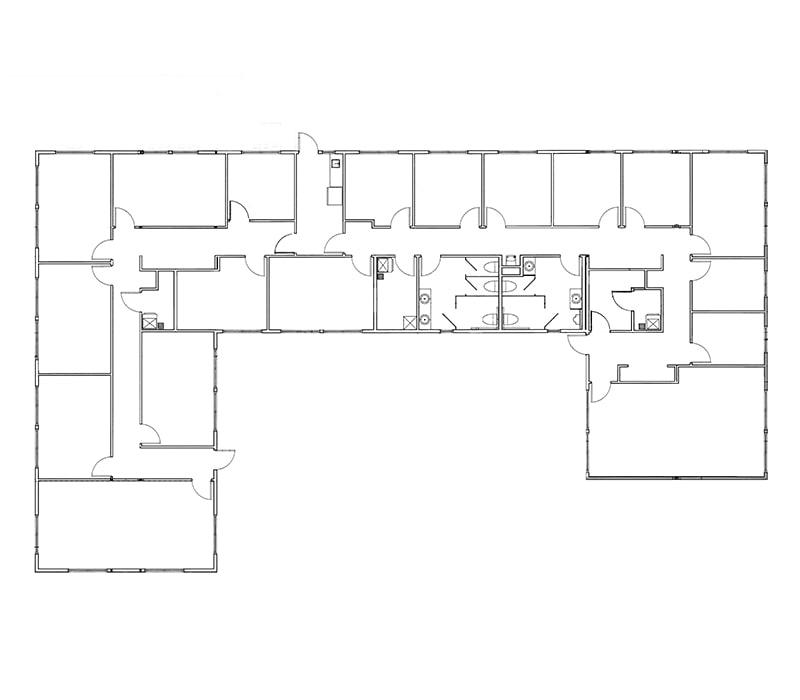 Modular Building Floor Plan