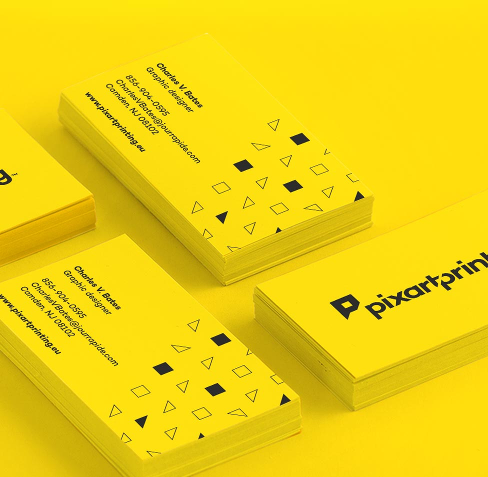 Pixartprinting business cards