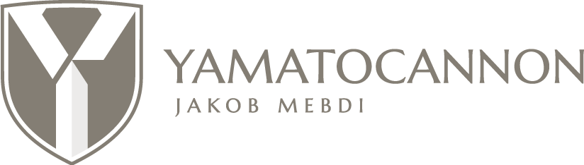 Secondary version of the YamatoCannon logo