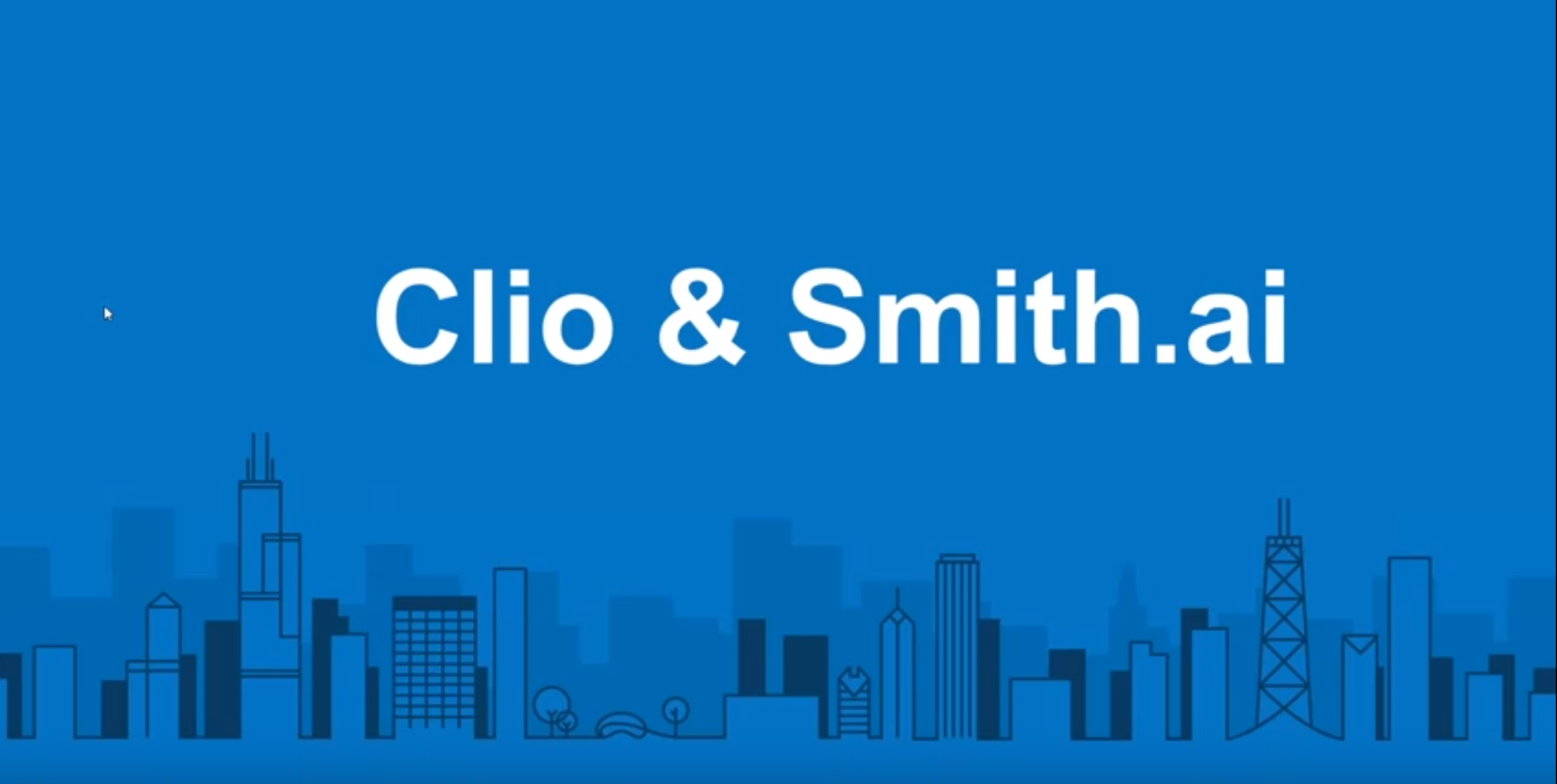 WEBINAR: How to Make the Most of Smith.ai with Clio